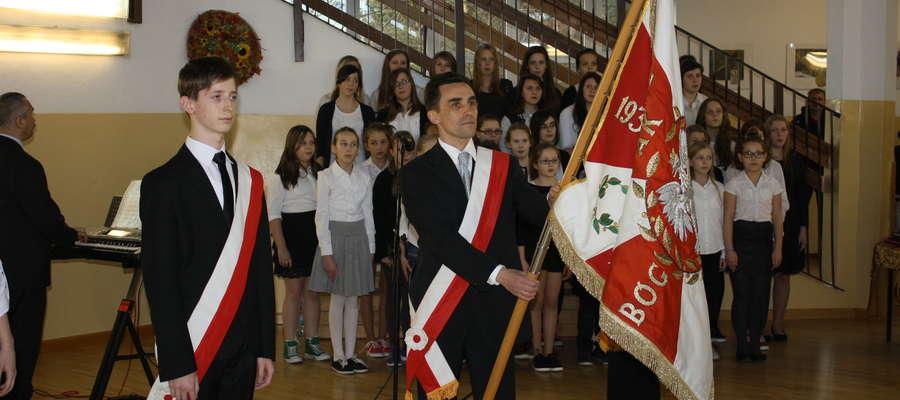 W Zespole Szkół nr 4 w Mrągowie odbyła się Wieczornica upamiętniająca 72. rocznicę utworzenia AK
