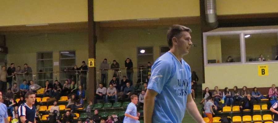 Grzegorz Mróz zdecydował się na grę w Janowcu.
