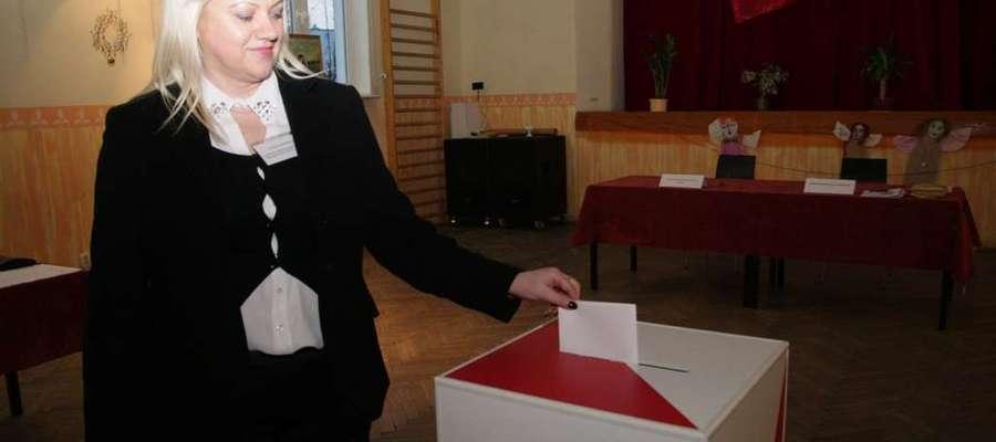 W Górowie Iławeckim wybrano nową radną.