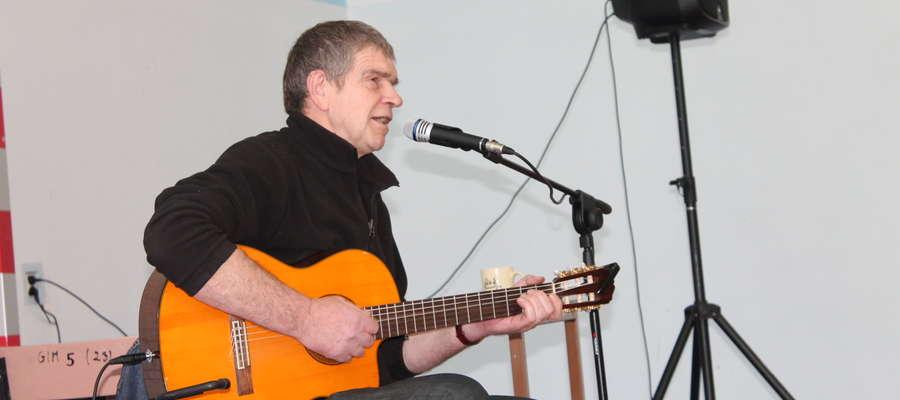 Lech Dyblik śpiewał piękne rosyjskie ballady