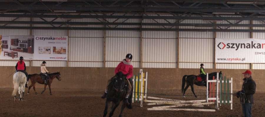 Jeździecka frajda w Motręgach