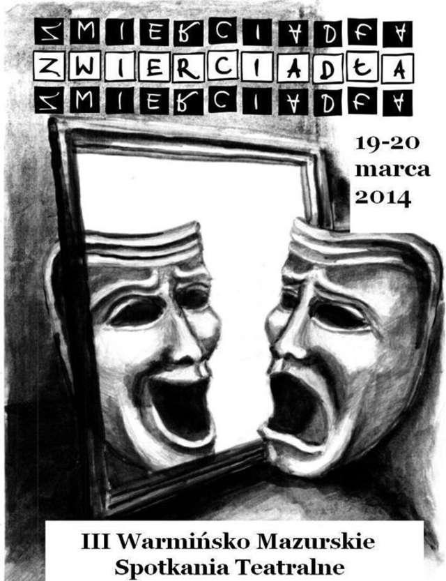 Spotkania Teatralne Zwierciadła - full image