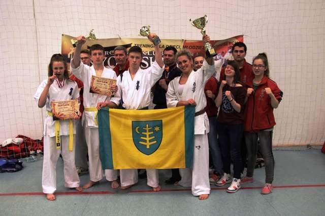 Reprezentanci OKKK dobrze wypadli na Mistrzostwach Makroregionu Wschodniego w Zamościu - full image