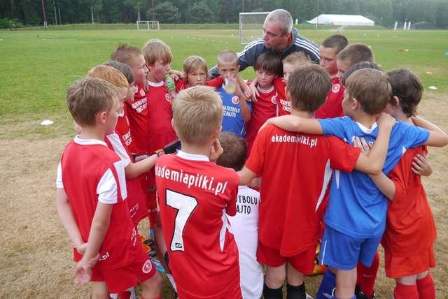 Rusza nabór do szkółki piłkarskiej - full image