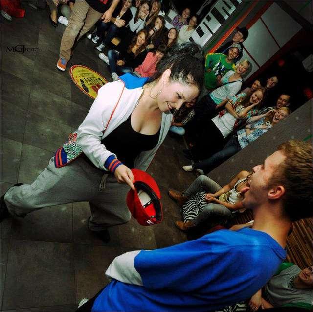Taniec jest demonstracją indywidualności… - full image