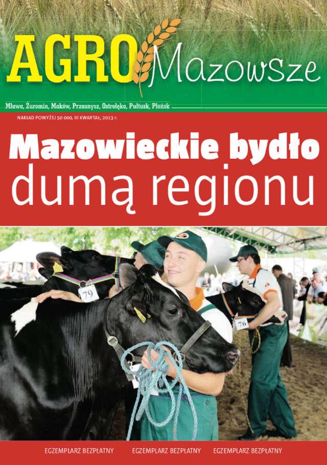 """""""Agro Mazowsze"""" - I kwartał 2014 - full image"""