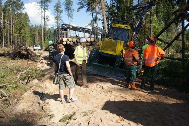 Akcja ratunkowa latem 2011 roku - full image