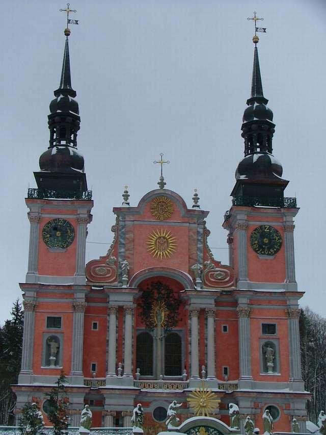 Sanktuarium Maryjne W świętej Lipce Wiara