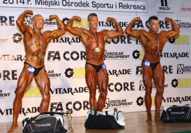 Zawodnicy startowali w kilku kategoriach - full image
