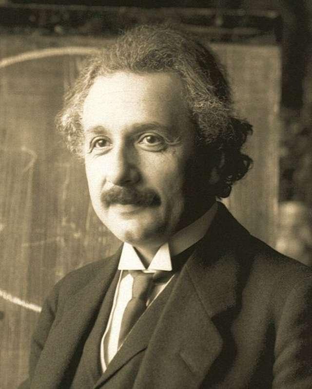 Prywatne życie Alberta Einsteina - full image