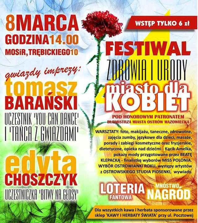 Festiwal Miasto dla Kobiet coraz bliżej! Można już kupować bilety - full image