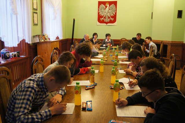 Eliminacje gminne w Rościszewie - full image