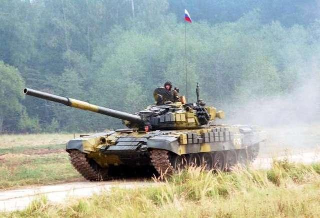 Ćwiczenia wojsk w obwodzie kaliningradzkim - full image