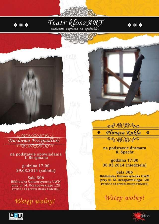 Weekend z Teatrem kloszART - full image