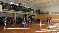 12 marca dziewczęta rozegrały mecze w siatkówkę