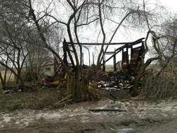 Do tragedii doszło w Królach Małych. Pożar wybuchł w nocy. Spłonęły dwie osoby