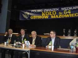 Podczas zebrania podsumowano działania za 2013 rok