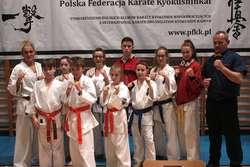 Reprezentanci OKK dobrze wypadli na turnieju Mazovia Cup w Józefowie