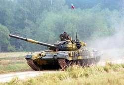 Ćwiczenia wojsk w obwodzie kaliningradzkim