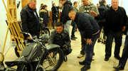 Stare motocykle w ratuszu. Zdjęcia z otwarcia wystawy