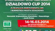 XIV MHTB o Puchar Prezydenta RP i Burmistrza Miasta pod Patronatem Marszałka Województwa