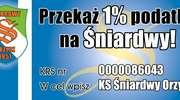 Przekaż 1% podatku na Śniardwy!