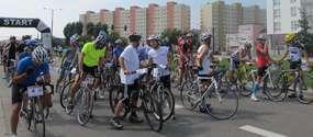 Elbląg i okolice na rowerze