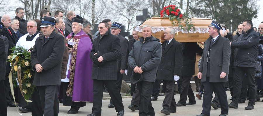 Ostatnie pożegnanie Grzegorza Wesołowskiego
