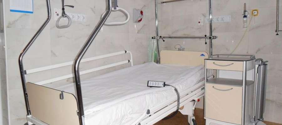 Szpital ma nowe łóżka