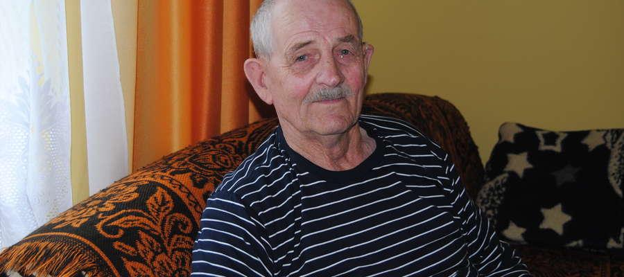 Dawne historie opowiadał pan Tadeusz Jankowski