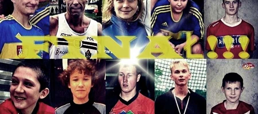 Finałowa dziesiątka płońskich sportowców czeka na Wasze głosy