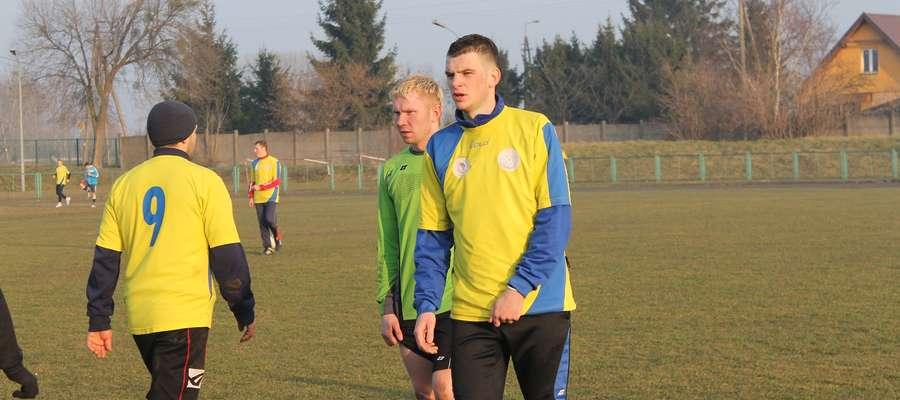 Mariusz Galik w meczu z Orłem strzelił dwa gole