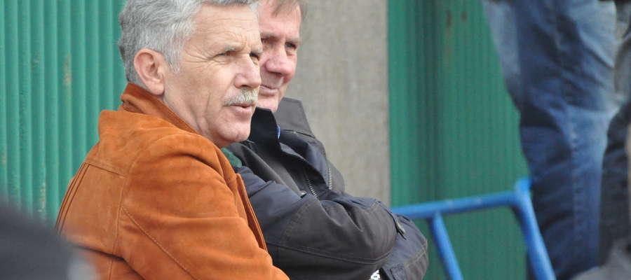 Trener Wkry Żuromin Zbigniew Cytryniak