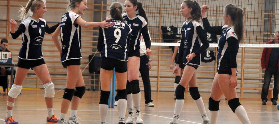 Młodziczki Rosario są w czwórce najlepszych zespołów wśród kadetek