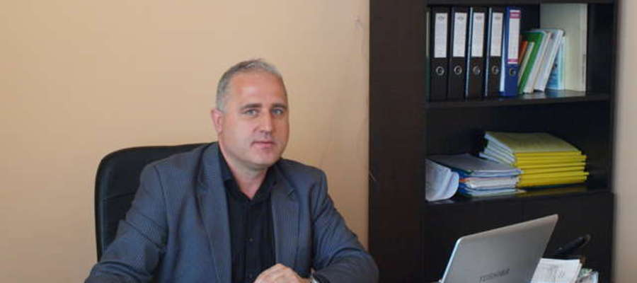 Zbigniew Białczak stara się o środki na ZOL ale bez skutecznie