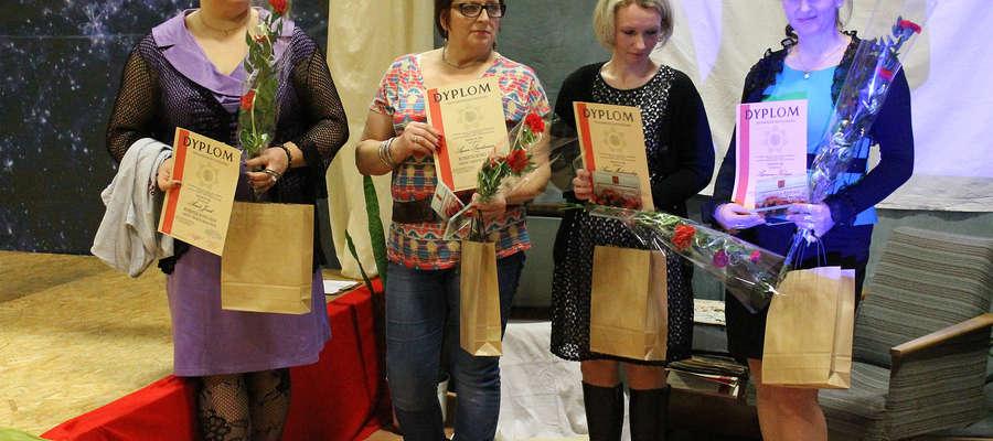 Kobiety Roku 2013 wybrane w plebiscycie stowarzyszenia Bisztynek Kulturowo.