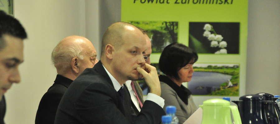 Radny Bodenszac pyta o akcję zima w powiecie
