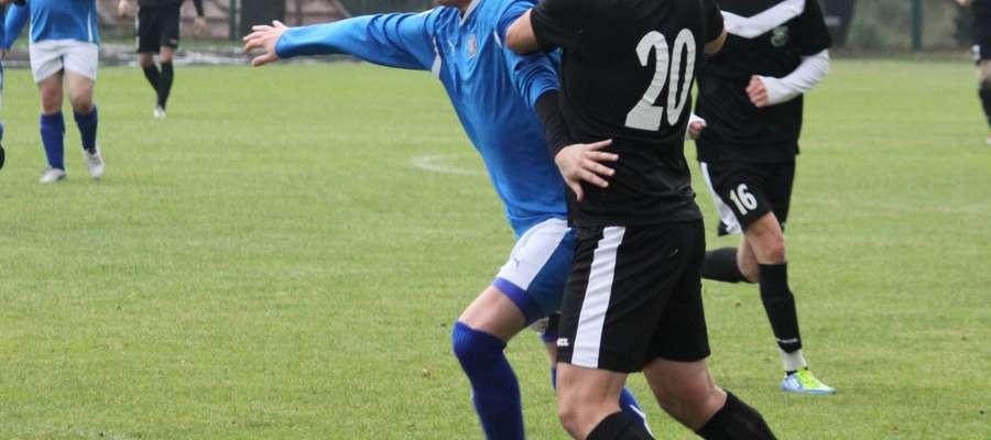 W Sępopolu głównym celem jest utrzymanie się w V lidze
