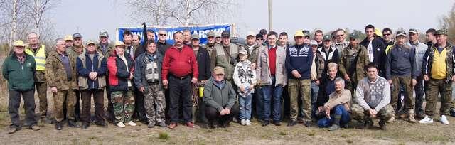Pamiątkowe zdjęcie uczestników zawodów - full image