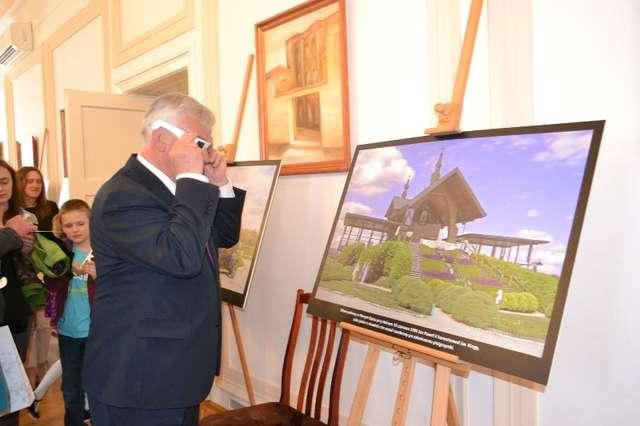 Trójwymiarowa wystawa o Janie Pawle II - full image