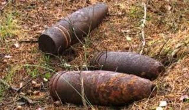 Powiat. Znajdują niewybuchy z czasów wojny - full image
