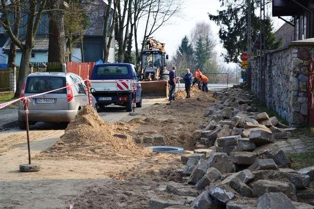 Zaawansowanie prac przy budowie kanalizacji przekroczyło już 40 - full image