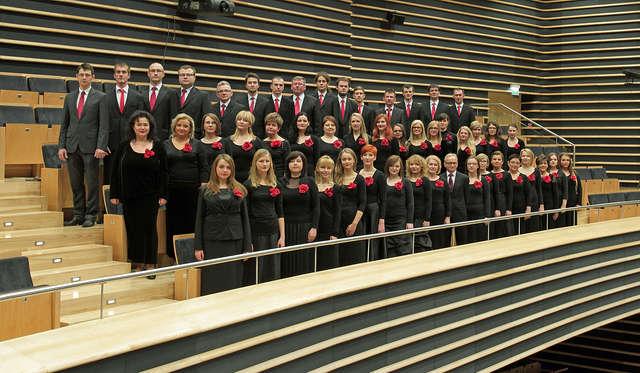 Piąte urodziny chóru przy Filharmonii Warmińsko-Mazurskiej - full image