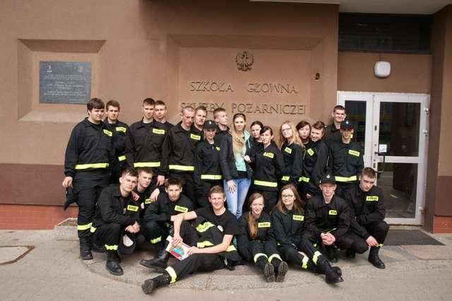 Klasa strażacka - full image