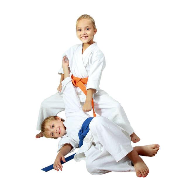 Dobierz rodzaj sportu do charakteru dziecka - full image