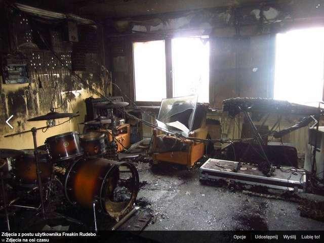 Freakin Rudeboys w potrzebie. Instrumenty spłonęły w pożarze - full image