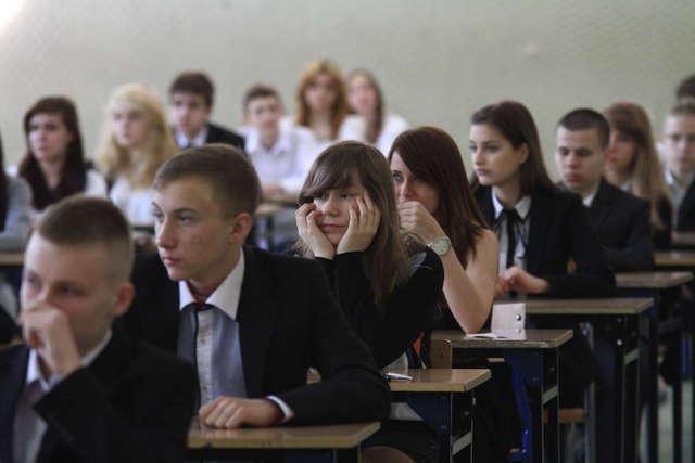 Egzamin gimnazjalny 2014 arkusze. Część matematyczno-przyrodnicza - full image
