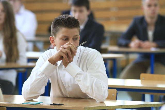 Sprawdź, czy egzamin gimnazjalny to bułka z masłem. ARKUSZ - full image