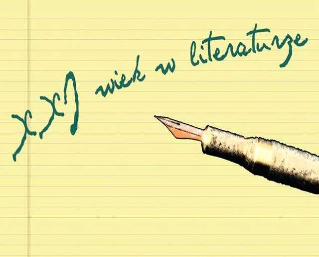 XXI wiek w literaturze - full image