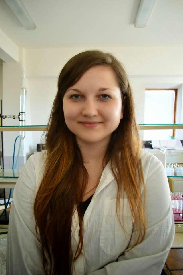 Autorka jest studentką biotechnologii - full image
